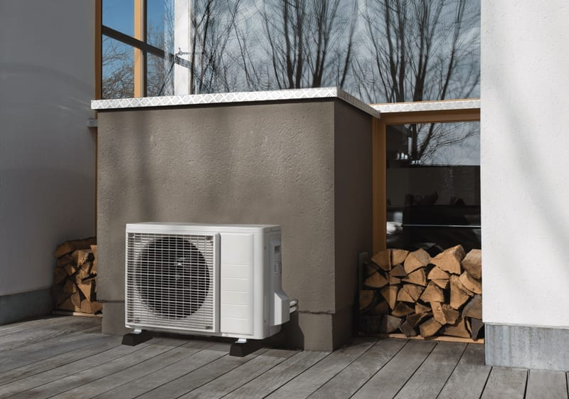 varmepumpe håndværkerfradrag Arden